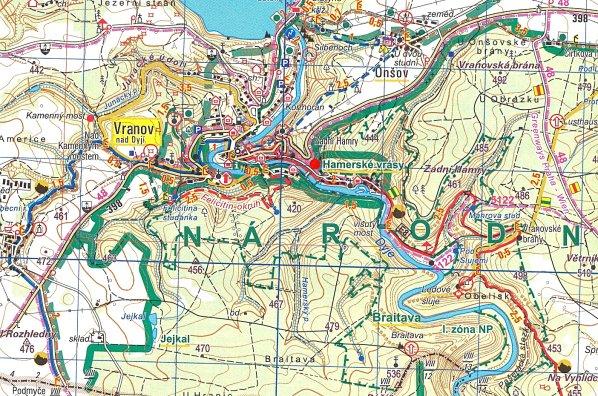 Geologicky Pruvodce Lokalita Vranov Nad Dyji